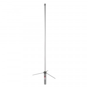 Tram 1477 Dual Band 2m/70cm Amateur High Gain Base Antenna