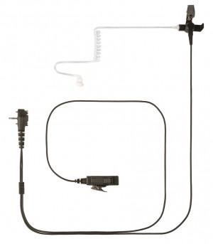 Vertex Standard MH-102A4B 2 Wire Surveillance Kit