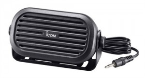 Icom SP-35 5W External Speaker w/3.5mm Speaker Jack and 2m Cable