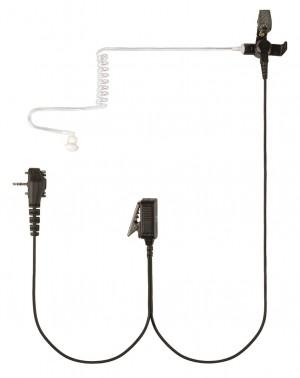 Vertex Standard MH-101A4B 1 Wire Surveillance Kit