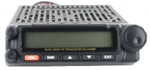 Wouxun KG-UV980P Quad Band Base/Mobile Two Way Radio