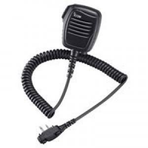 Icom HM-159LA Heavy Duty Speaker Microphone w/ Alligator Clip