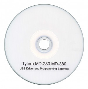 Tytera USB Driver and Programming Software For MD-280/MD-380