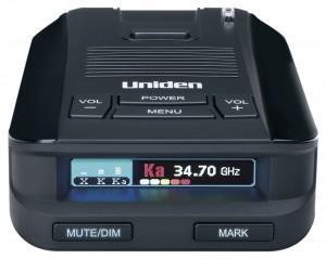 Uniden DFR9 Radar Detector