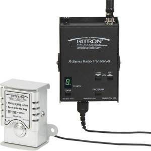 Ritron DoorCom 2-Way Wireless Intercom (UHF/VHF/MURS)