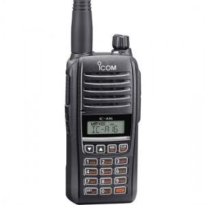 Icom A16 Air Band Radio with DTMF Keypad