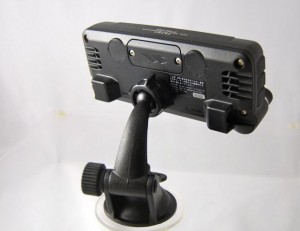 Lido Radio LM-501 Windshield / Dash Suction Cup Mount for Two Way Radios