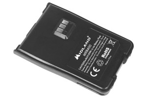 Midland BizTalk Replacement 1500mAh Battery For MB400 Radios (MRB400)