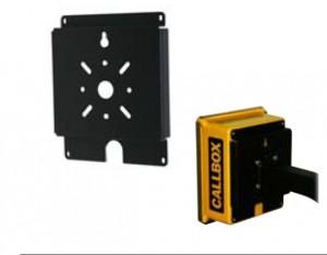 Ritron RQX-XTMK-GN Gooseneck Pedestal Mounting Kit For Ritron XT Callbox