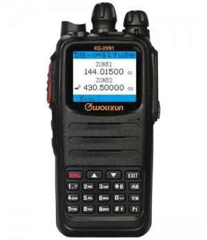 Wouxun KG-UVN1 Dual Band DMR Digital Two Way Radio