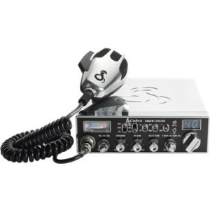 Cobra 29-LTD-CHR Chrome Special Edition CB Radio