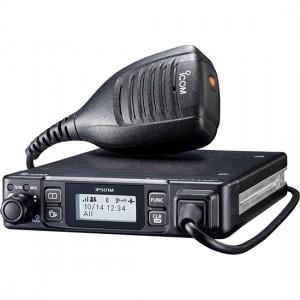 Icom IP501M Mobile Sim Card / LTE Two Way Radio