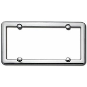 Chrome License Plate Frame - 20630