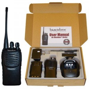 BlackBox Plus Two Way Radio (UHF)