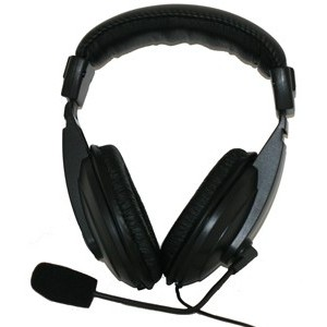 XLT HS300-S8 Headset with Boom Mic