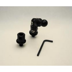 Techmount 10mm Threaded Mirror Base (4-31000)
