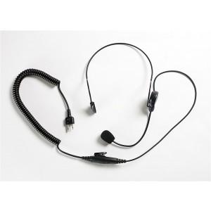 Impact Platinum PBH-1 Single Muff Headset w/Inline PTT