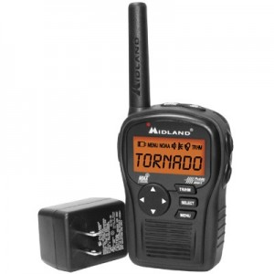 Midland HH54VP SAME Handheld Weather Radio