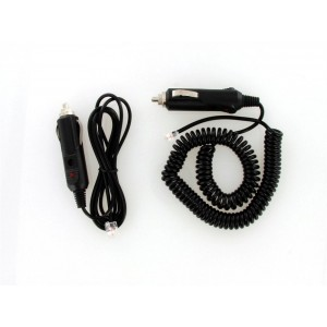 Power Cord Combo Pack for Beltronics/Escort/V1 Radar Detectors