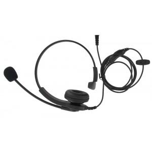 XLT HS125 Lightweight Headset (PTT / VOX)