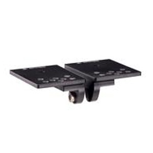 Techmount DoubleTop Plate Kit - 60997 (Black)