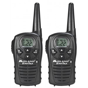 Midland LXT118 Two Way Radios