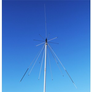 Tram Discone Broad Band Base Antenna (25-1300 MHz)