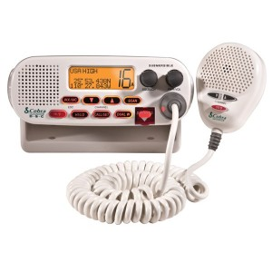 Cobra Marine MR-F45-D Class-D VHF Marine Radio (Fixed Mount)