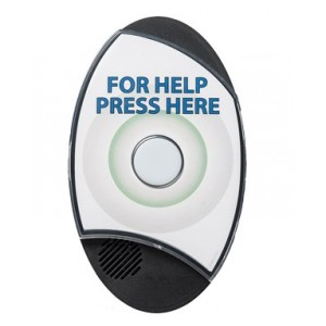 AlertTech EA-200 Easy Assist 200 Indoor Paging Call Box