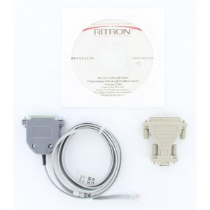 Ritron LoudMouth Programming Software and Cable