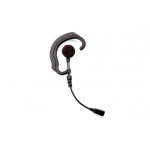 Impact Gold Series EH2 Rubber Hook and Adjustable Earbud