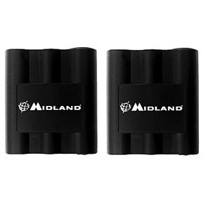 Midland AVP-7 Rechargeable Battery Packs