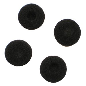 XLT Replacement Foam for Earbuds - 4 Pack