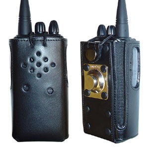 ArmorCase Leather Case for BlackBox Radios
