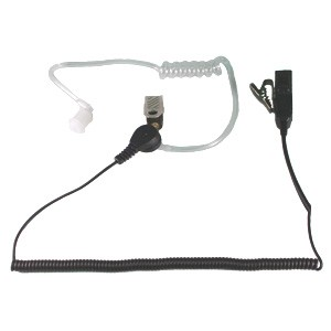 XLT SE100-S8 Surveillance Earpiece with PTT Mic