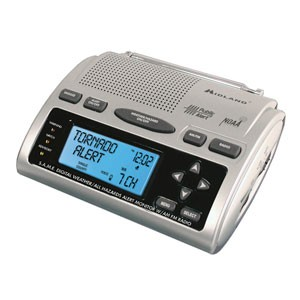 Midland WR-300 Weather Radio