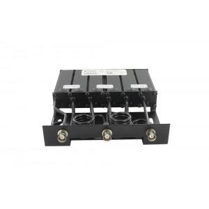 Fiplex DHL1533A Mobile Duplexer 136-174 MHz, BNC Connector