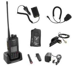 Digital Ham Radio DMR Starter Kit - HT