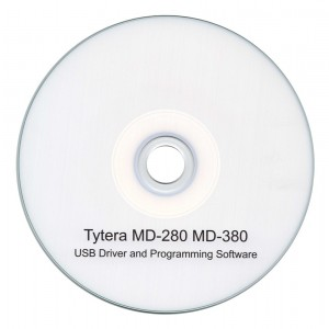 TYT USB Driver and Programming Software For MD-280/MD-380