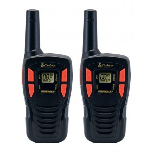 Cobra ACXT145 FRS Two Way Radios (3 Pack)