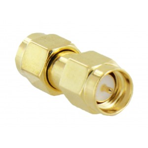 XLT SMA Male To SMA Male Adapter