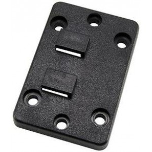 Techmount TM032 Converts (4) holes AMPs to Dual T pin Accessory