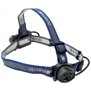 Olympia EX080 LED Headlamp (80 Lumen / Cree LED)