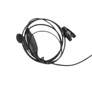 XLT EB120 Earbud with PTT Microphone