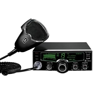 Cobra 25 LX LCD Special Edition CB Radio with 4 Color Display