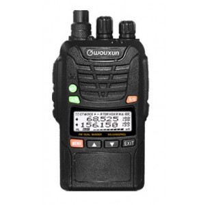 Wouxun KG-UV6D PRO Two Way Radio (136-174/420-520)