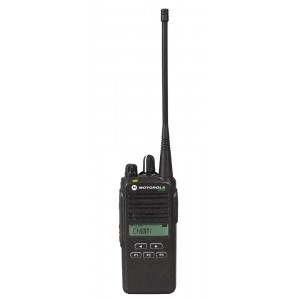 Motorola CP185 Portable Two Way Radio