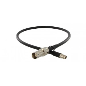 SMA Female to BNC Female 18 inch Pigtail Cable (RG58)