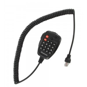 Wouxun KG-UV10A Hand Speaker Microphone For KG-UV950P Radios - Salvaged