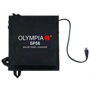 Olympia SP56 Solar Panel Charger